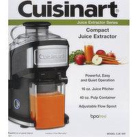 Cuisinart Juice Extractor, Compact, 1 Each