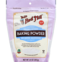 Bob's Red Mill Baking Powder, Double Acting, 14 Ounce