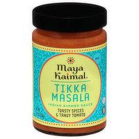 Maya Kaimal Indian Simmer Sauce, Tikka Masala, Mild, 12.5 Ounce