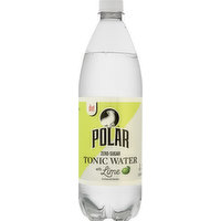 Polar Tonic Water with Lime, Diet, 1 Litre
