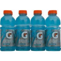 Gatorade Thirst Quencher, Glazier Freeze, 8 Each