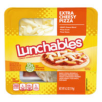 Lunchables Lunch Combinations, Extra Cheesy Pizza, 4.2 Ounce