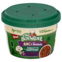 Chef Boyardee ABCs and Meatballs, 7.25 Ounce