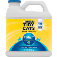 Tidy Cats Clumping Litter, Multi-Cat, Instant Action, 14 Pound