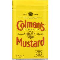 Colman's Colman's Of Norwich Mustard Powder, 2 Ounce