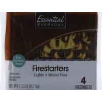 Essential Everyday Firestarters, 4 Each
