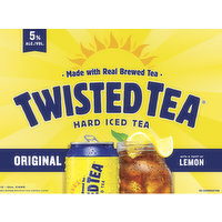 Twisted Tea Hard Iced Tea, Original, 12 Each