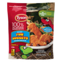 Tyson Fun Nuggets, Fully Cooked, 29 Ounce