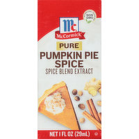 McCormick Pumpkin Pie Spice Extract, Pure, 1 Ounce