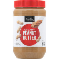 Essential Everyday Peanut Butter, Creamy, 40 Ounce
