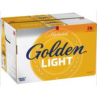Michelob Golden Draft Light 24 Pack Bottles, 12 Fluid ounce