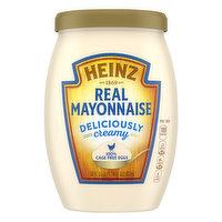 Heinz Mayonnaise, Real, 30 Ounce