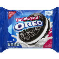 Oreo Cookies, Sandwich, Chocolate, 15.35 Ounce