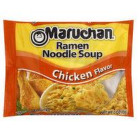 Maruchan Ramen Noodle Soup, Chicken Flavor, 3 Ounce