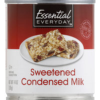 Essential Everyday Condensed Milk, Sweetened, 14 Ounce