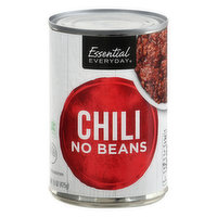 Essential Everyday Chili, No Beans, 15 Ounce