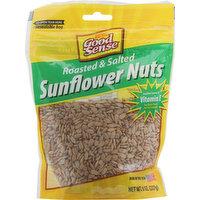 Good Sense Sunflower Nuts, Roasted & Salted, 8 Ounce