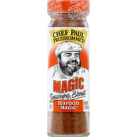 Chef Paul Prudhomme's Seasoning Blends, Seafood Magic, 2 Ounce