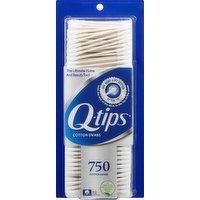 Q Tips Cotton Swabs, 750 Each