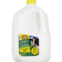 Kemps Milk, Low Fat, 1% Milkfat, 1 Gallon