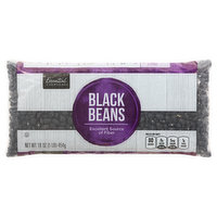 Essential Everyday Black Beans, 16 Ounce