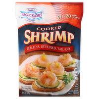 Arctic Shores Shrimp, Cooked, 12 Ounce