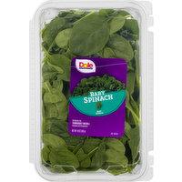 Dole Baby Spinach, 10 Ounce