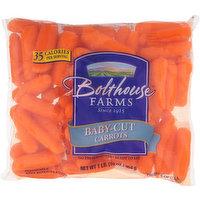 Fresh Mini Peeled Carrots, 1 Pound
