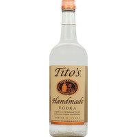 Tito's Vodka, Handmade, 1 Litre