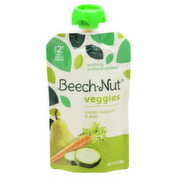 Beech Nut Carrot, Zucchini & Pear, Stage 2 (from About 6 Months), 3.5 Ounce