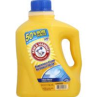 Arm & Hammer Detergent, Clean Burst, 150 Ounce