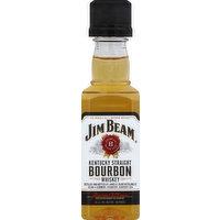 Jim Beam Whiskey, Kentucky Straight Bourbon, 50 Millilitre
