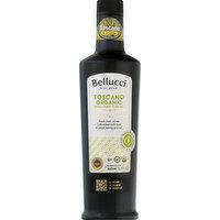 Bellucci Olive Oil, Organic, Extra Virgin, Toscano, 500 Millilitre