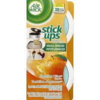Air Wick Air Freshener, Sparkling Citrus Fragrance, 2 Each