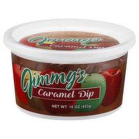 Jimmys Caramel Dip, 16 Ounce