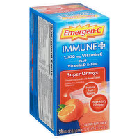 Emergen-C Drink Mix, Super Orange, 30 Each