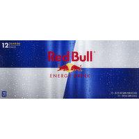 Red Bull Energy Drink, 12 Pack, 12 Each