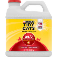 Tidy Cats Clumping Litter, Multi-Cat, 24/7 Performance, 14 Pound