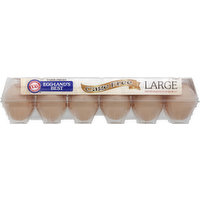 EGGLANDS BEST Eggs, Cage Free, Brown, Large, 12 Each