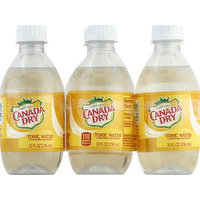 Canada Dry Tonic Water, 6-Pack, 6 Each