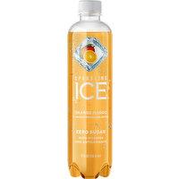 Sparkling Ice Sparkling Water, Zero Sugar, Orange Mango, 17 Fluid ounce