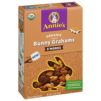 Annie's Bunny Graham, Organic, S'mores, 7.5 Ounce
