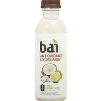 Bai Antioxidant Beverage, Andes Coconut Lime, 18 Ounce