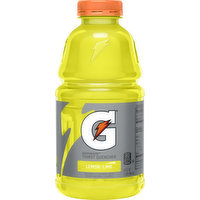 Gatorade Thirst Quencher, Lemon-Lime, 32 Ounce