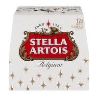 Stella Artois Stella Artois Belgium Bottles - 12 CT, 11.2 Fluid ounce
