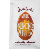 Justin's Almond Butter, Maple, 1.15 Ounce