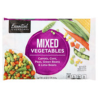 Essential Everyday Mixed Vegetables, 16 Ounce