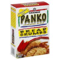 Kikkoman Bread Crumbs, Panko, Japanese Style, 8 Ounce
