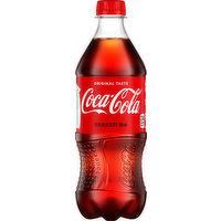 Coca-Cola Soda, Original Taste, 20 Ounce