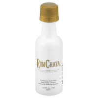 RumChata Caribbean Rum, with Real Dairy Cream, 50 Millilitre